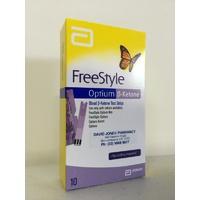 freestyle optium neo how to use