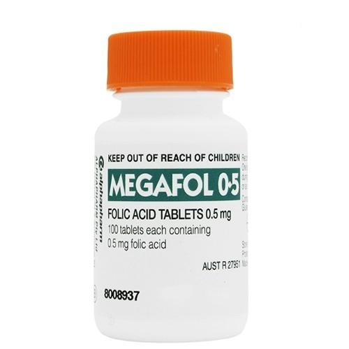 Nervin tablets 0.5 mg