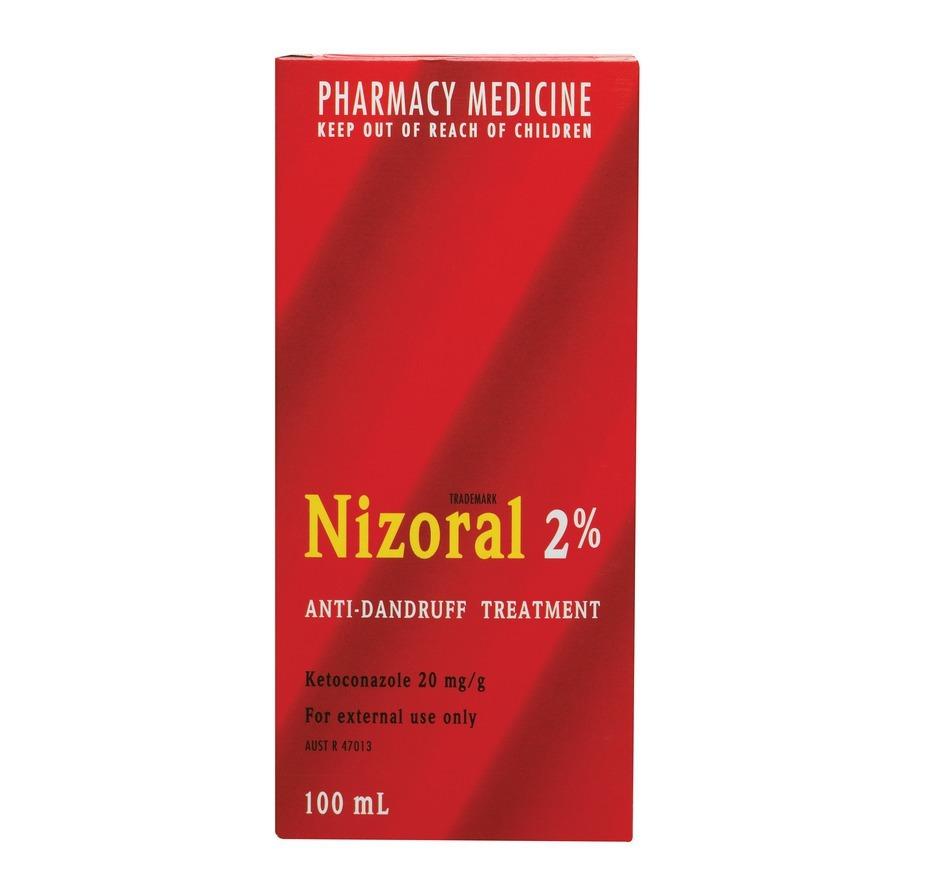 Nizoral Shampoo Ingredients