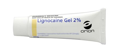 how to make lidocaine gel