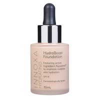 Innoxa Hydrating HydroBoost Foundation SPF15 Ivory 30mL