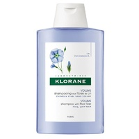 Klorane Volume Shampoo with Flax Fiber 200mL