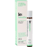 In Essence Breathe Essential Oil Roll On 10mL