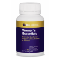 Bioceuticals Women's Essentials 120 Capsules