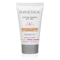 Innoxa Satin Sheen Foundation SPF 30+ Buttermilk 40mL