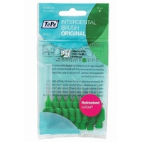 TePe Interdental Brush Original Green 0.8mm size 5 - 8pcs