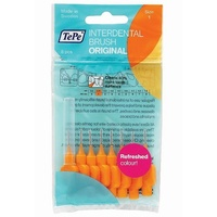 TePe Interdental Brush Original Orange 0.45mm size 1 - 8pcs
