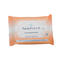Femfresh Intimate Hygiene Cleansing Wipes 20