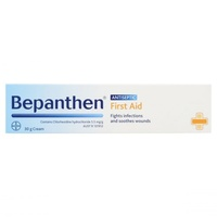 Bepanthen First Aid Antiseptic Cream 30g