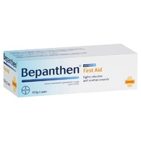 Bepanthen First Aid Antiseptic Cream 100g