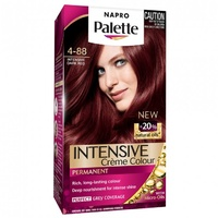 Schwarzkopf Napro Palette Hair Colouring 4-88 Intensive Dark Red