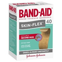 Band-Aid Skin-Flex Regular 40
