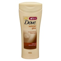 Dove Summer Glow Body Lotion Fair to Normal Skin 400mL