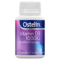 Ostelin Vitamin D3 1000IU 130 Tablets