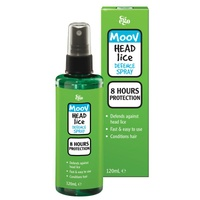 Ego MOOV Head Lice Defence Spray 120mL
