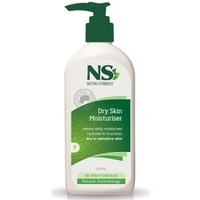 NS Dry Skin Moisturiser Pump 250mL