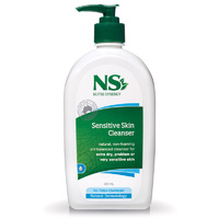 NS Sensitive Skin Cleanser 500mL