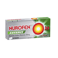 Nurofen Zavance 24 Tablets