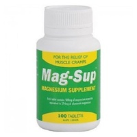 Mag-Sup 100 Tablets