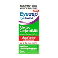 Eyezep Allergic Conjunctivitis Eye Drops