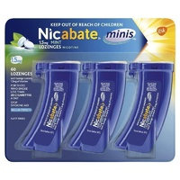 Nicabate 1.5mg Mini Lozenges Mint 60