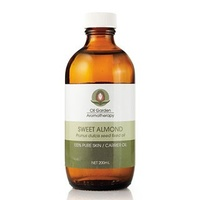 Oil Garden Aromatherapy Sweet Almond Oil 200mL