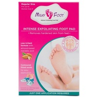 Milky Foot Intense Exfoliating Foot Pad Regular