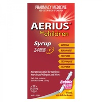 Aerius for Children Syrup 60mL