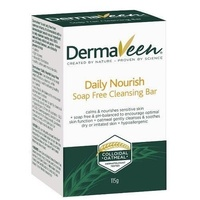 DermaVeen Soap Free Cleansing Bar 115g