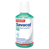 Colgate Savacol Mint Mouthwash 300mL