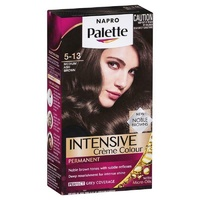 Schwarzkopf Napro Palette Hair Colouring 5-13 Medium Ash Brown