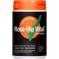 Rose-Hip Vital with GOPO 500mg Capsules 250