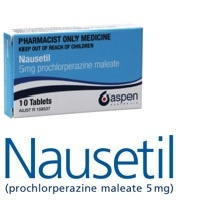 Nausetil 5mg 10 Tablets