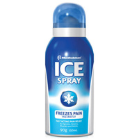 Mentholatum Ice Spray 90g/150mL