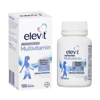 Bayer Elevit Womens Multi Vitamin 100 Tablets