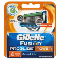 Gillette Fusion ProGlide Power Refill 4 Cartridges