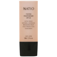 Natio Tinted Moisturiser SPF20 Honey 50mL