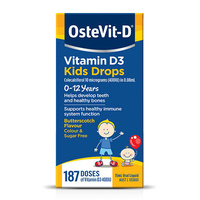 OsteVit-D Children's Oral Drops 15mL
