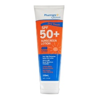 Pharmacy Choice Dry Touch SPF 50+ Sunscreen Lotion 100mL