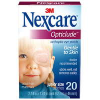 Nexcare 3M Optical Eye Patch Junior 20