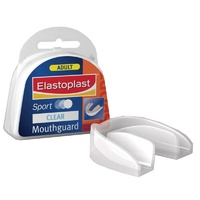 Elastoplast Sport Clear Mouthguard Adult