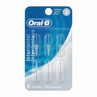 Oral-B Interdental Refills Taper 6.5mm x 6