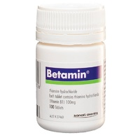 Betamin 100mg 100 Tablets