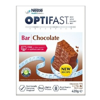 Optifast VLCD Chocolate Bar 70g x 6