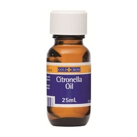 Gold Cross Citronella Oil 25mL