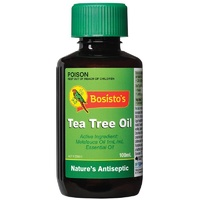 Bosisto's Tea Tree Oil 100mL