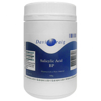 David Craig Salicylic Acid BP Powder 100g