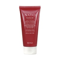 Natio Renew Gentle Toning Facial Cleanser 80mL