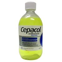 Cepacol Antibacterial Solution 500mL