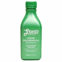 Grants Liquid Chlorophyll Concentrate (Spearmint Flavour) 500ml